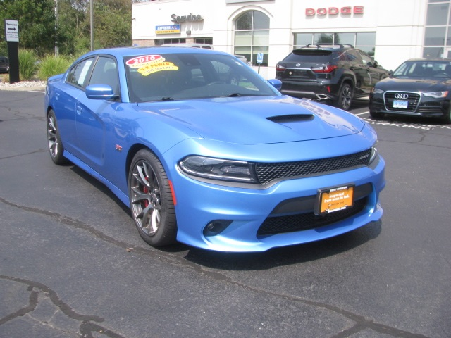 Certified Pre-Owned 2016 Dodge Charger SRT 392