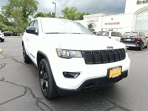 Certified Pre-Owned 2020 Jeep Grand Cherokee Laredo