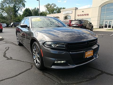 Certified Pre-Owned 2017 Dodge Charger SXT