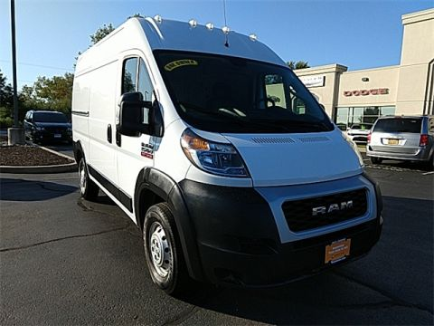 Certified Pre-Owned 2019 Ram ProMaster 1500 HIGH ROOF